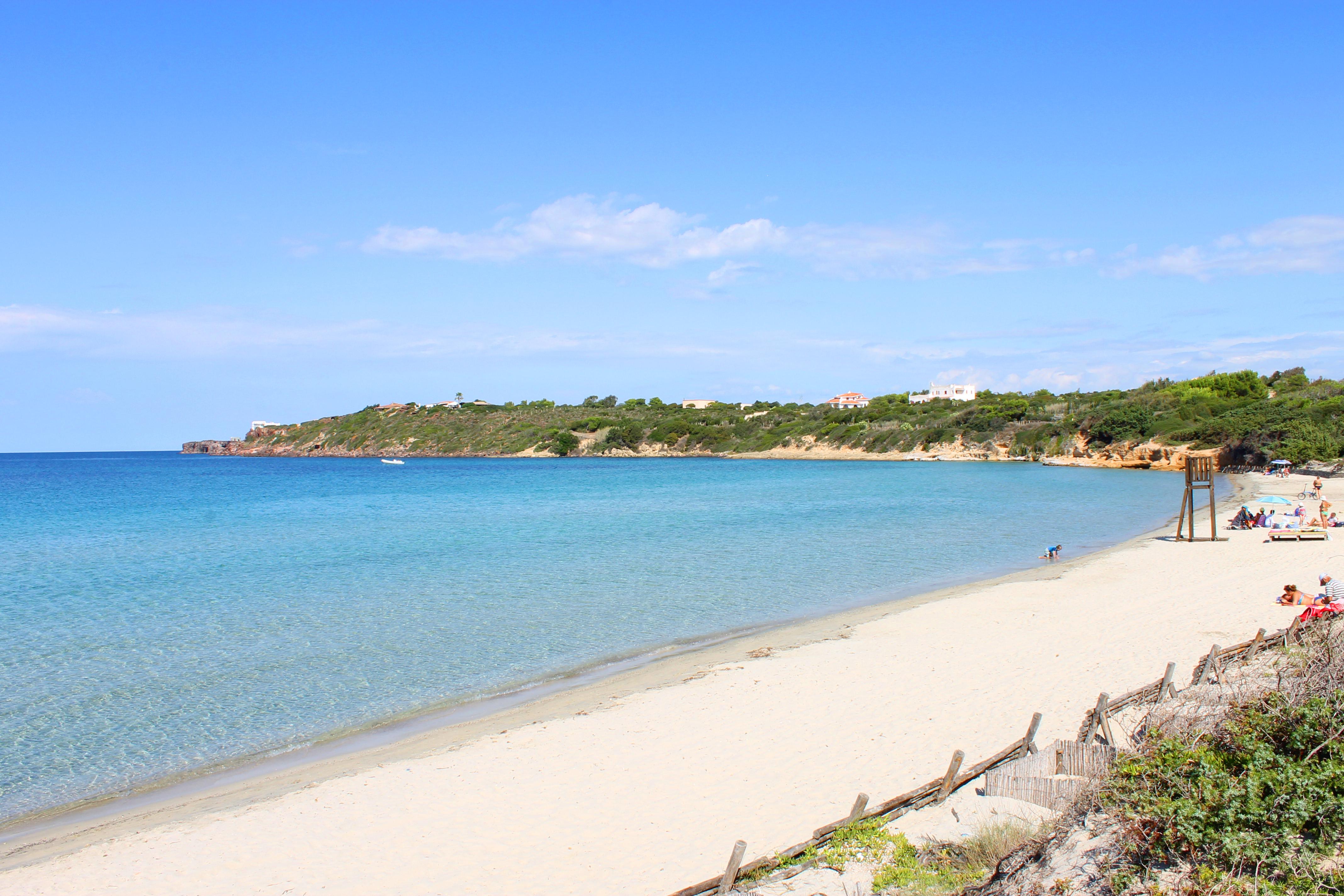 Le saline calasetta sardegna foto video e mappe sulle - Immagini da colorare la spiaggia ...