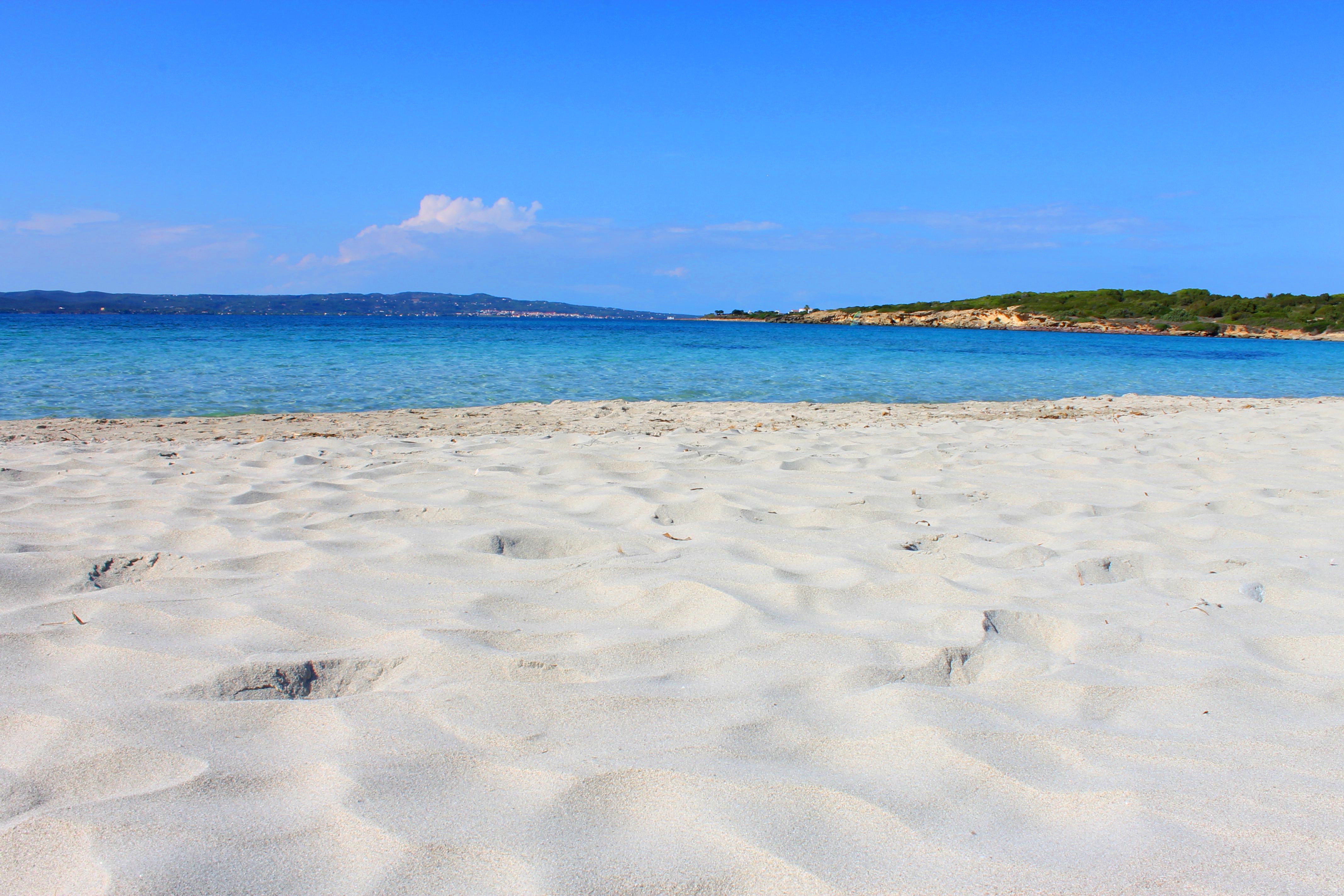 Spiaggia grande calasetta sardegna foto video e mappe - Alla colorazione della spiaggia ...