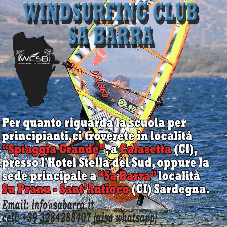 windsurf sa barra