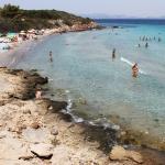 spiaggia di girin