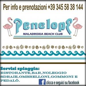 Chiosco bar ristorante Penelope (Sant'Antioco)