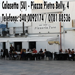 Pizzeria Tore (Calasetta)