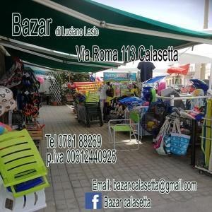 Bazar articoli per mare (Calasetta)