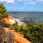 spiaggia cala verde pula